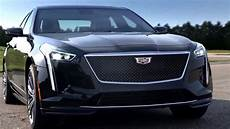 2020 cadillac ct6 v sport sedan unveiled
