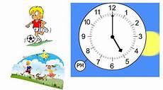 9 1 Menyatakan Waktu Dalam Jam Dan Minit Lessons Tes Teach