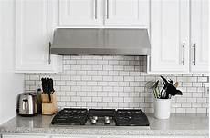 How To Tile Kitchen Backsplash Subway Tile Kitchen Backsplash How To Withheart