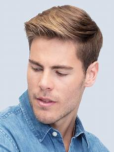 clipper cut with brush back men s hairstyles supercuts
