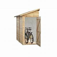 abri vélo bois abri de jardin pas cher zo 233
