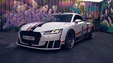 The 600 Horsepower Audi Tt Clubsport Turbo Concept Visits