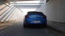 2015 opel insignia opc unlimited exhaust sound
