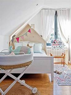 kinderbett unter dachschräge 15 diy creative house bed for room home design and