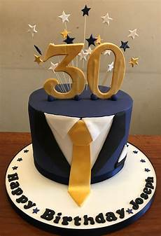 torte 30 geburtstag mann tuxedo 30th birthday cake thedanesbakery vintage