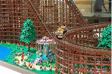 le selber bauen see world s largest lego wooden roller coaster in
