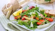 Spargelsalat Einfache Rezepte F 252 R Leichte Gerichte