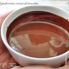 crema pasticcera al cioccolato crema pasticcera al cioccolato 3 5