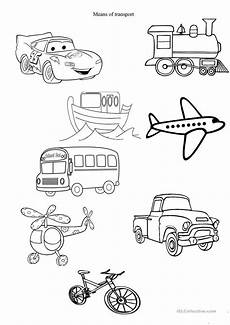 transport colouring worksheets 15181 transport worksheet free esl printable worksheets made by teachers