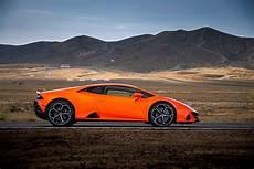 On The Track 2020 Lamborghini Huracan Evo