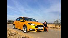 New 2015 Ford Focus St Test Drive