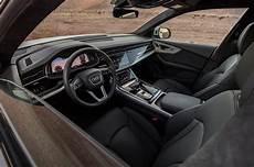 2019 audi q8 first review automobile magazine