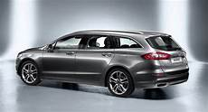 2014 Ford Mondeo Iv Wagon Pictures Information And