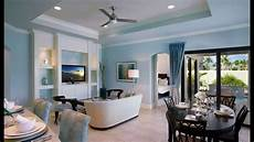 light blue walls rendering living room youtube