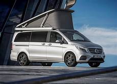 Mercedes Marco Polo Gebraucht - mercedes v class marco polo 2017 photos parkers