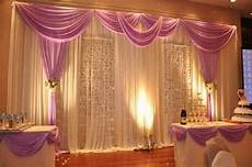 wedding pipe and drape curtains diy pipe and drape highlight the atmosphere kayla