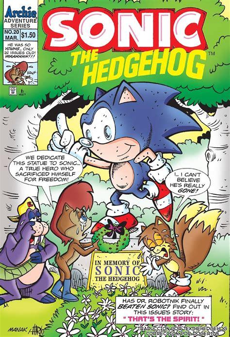 Sonic The Hedgehog Doujinshi