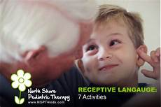 7 activities to improve receptive language
