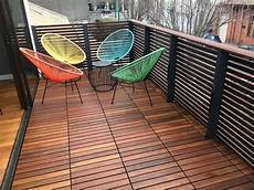 outdoor timber decking tiles flooring for rooftops and