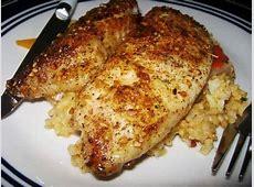 baked catfish dijon_image