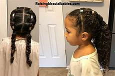 mixed hairstyles a cute easy style for biracial