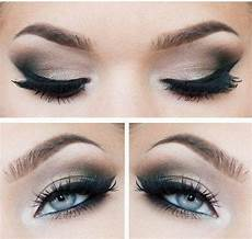 maquillage pour aux yeux bleus le maquillage des yeux bleus gris maquillage des yeux