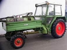 Fendt Gt 275 Traktor Technikboerse