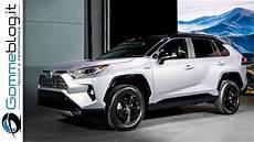 toyota rav4 2019 xse hybrid adventure limited