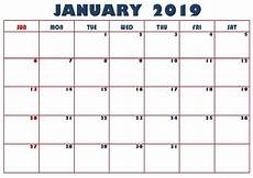 root download 2019 calendar printable with holidays list