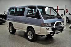 1991 Mitsubishi Delica L300 Wagon Turbodiesel 4x4 5