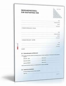 übergabeprotokoll Hauskauf Muster Word - 220 bergabeprotokoll hauskauf rechtssicheres muster zum