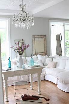 Shabby Chic Porch Living Room Shabby Chic Style With