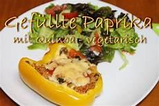 Gefüllte Paprika Vegan - gef 252 llte paprika vegetarisch vegan mit quinoa quinoa