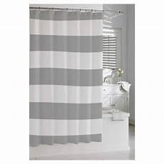 Grey Striped Shower Curtain stripe shower curtain gray cassadecor target