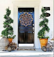 Decorations Front Door by Trash To Treasure Almost Door Decorating