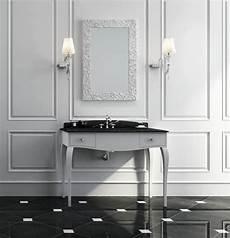 consolle bagno classico mobile da bagno in stile classico bianco opaco con piano