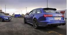 Audi Rs6 Performance V8 4 0 Tfsi 605 2016 Performances