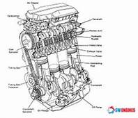 21 Best Engine Diagram Images  Used Engines Ford