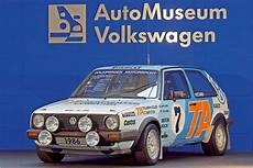 Vw Golf Mk Ii Gti 16v A 1986 Racing Cars