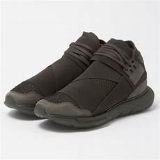 adidas y 3 qasa high black olive sneakers cg3194