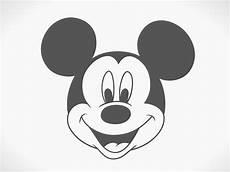 Micky Maus Gesicht Malvorlage How To Draw Mickey Mouse With Pictures Wikihow