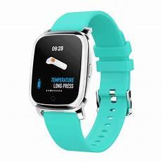 Bluetooth Bakeey Temperature Tracker Wristband by Bluetooth 5 0 Bakeey Cv06 Ir 24 Hours Temperature