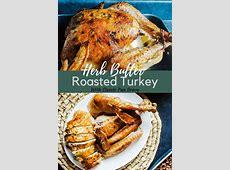 brined roast turkey with pan gravy_image