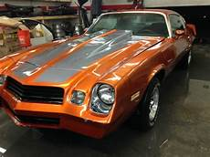 1980 Z28 Camaro V8 350 4 Speed No Reserve Classic
