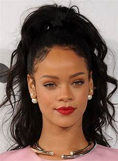 Rihanna Inspired Hairstyle