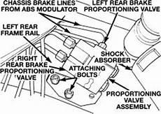repair anti lock braking 1992 gmc vandura 1500 on board diagnostic system repair guides