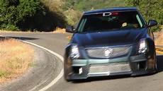 Cadillac D3 by The 750 Hp D3 Cadillac Cts V Tuned