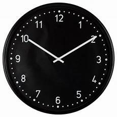 ikea bondis black wall clock wall clock ikea kitchen