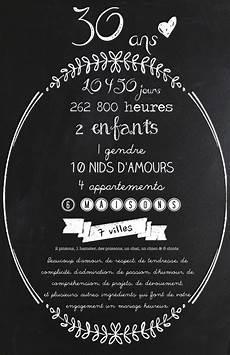 Souvenir Pour Souligner Un 30e Anniversaire De Mariage