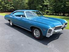 1967 Chevrolet Impala SS427 For Sale  ClassicCarscom